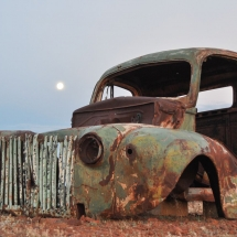 Rusty Moonlight Wreck at Mount Gipps Station NSW_preview
